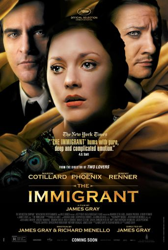 Watch The Immigrant