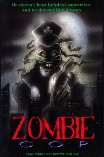 Zombie Cop Poster