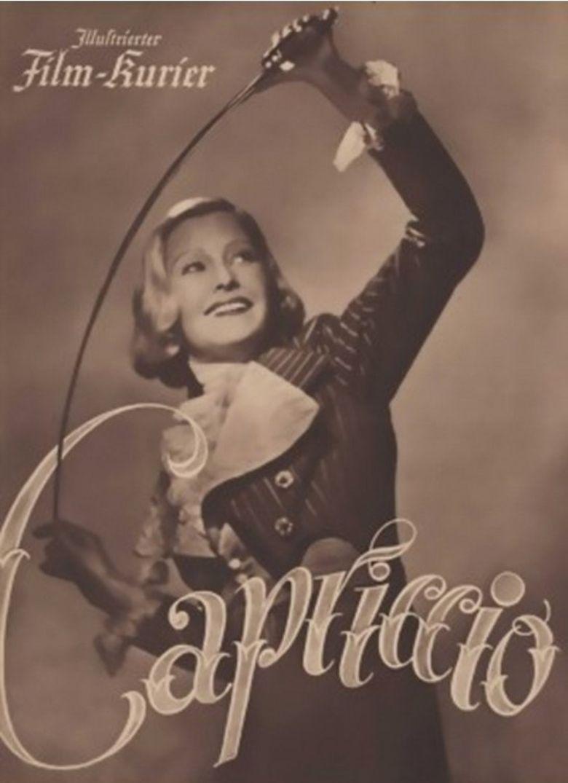 Capriccio Poster