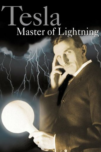 Tesla: Master of Lightning Poster