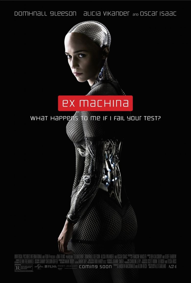 Watch Ex Machina