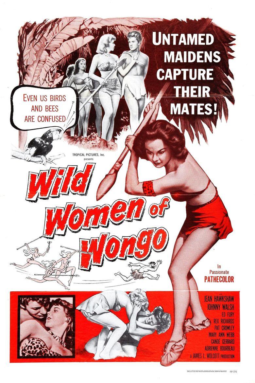 Watch The Wild Women of Wongo