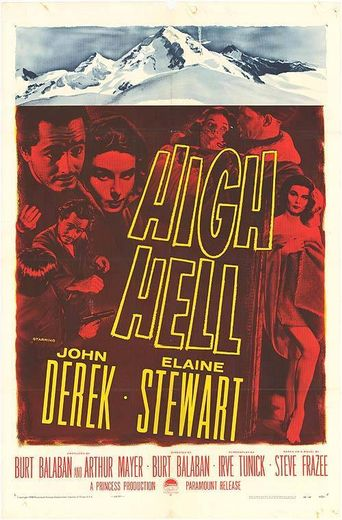 High Hell Poster