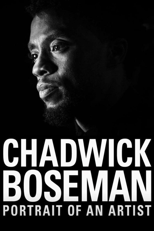 Chadwick Boseman: Portrait of an Artist Poster