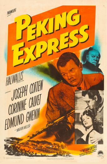 Peking Express Poster