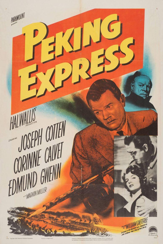 Peking Express Poster