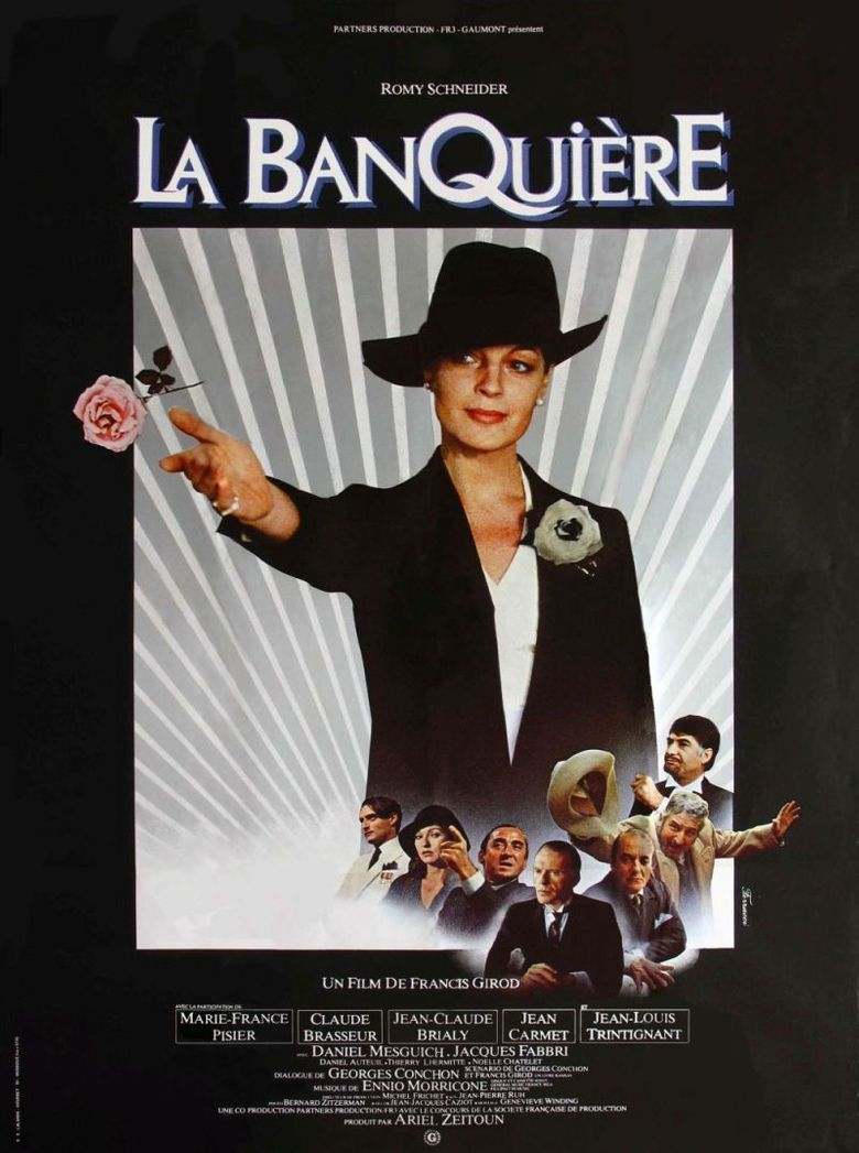 The Lady Banker Poster