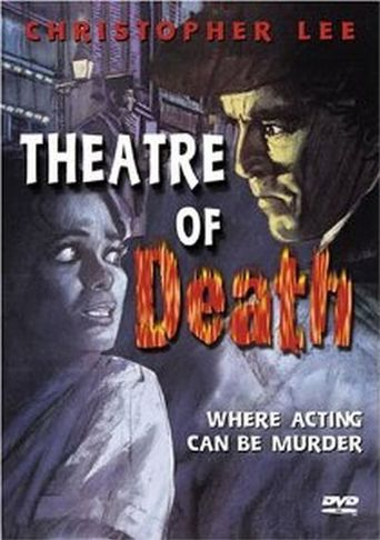 Theatre of Death Poster