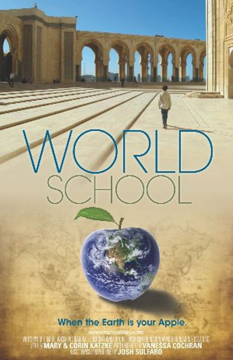 World School: A Single Journey Can Change the Course of a Lifetime Poster