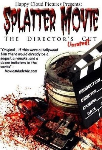 Splatter Movie Poster