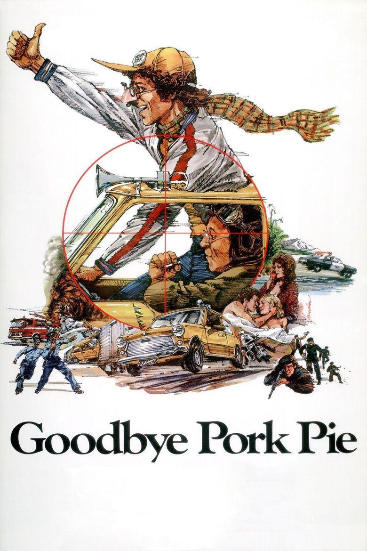 Goodbye Pork Pie Poster