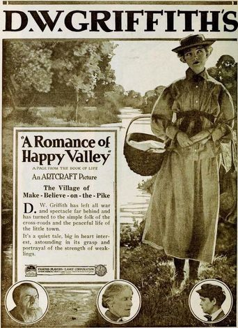 A Romance of Happy Valley Poster