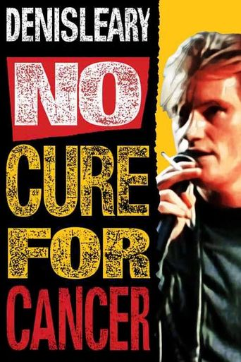 Denis Leary: No Cure for Cancer Poster