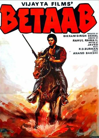 Betaab Poster