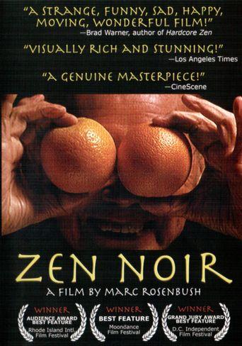 Zen Noir Poster