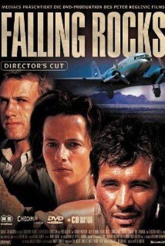 Falling Rocks Poster