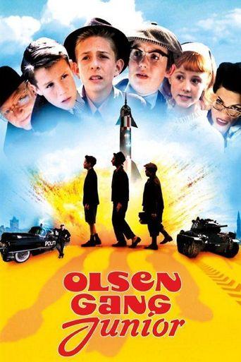 Olsen Gang Junior Poster