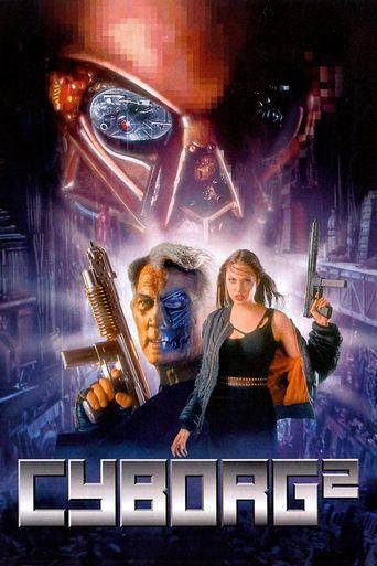 Cyborg 2 Poster
