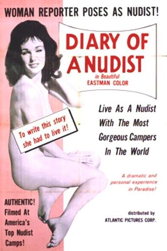 Diary of a Nudist Poster
