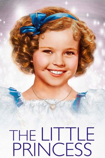 The Little Princess Poster