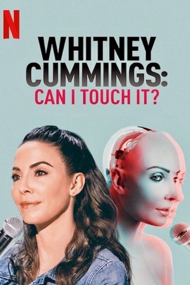 Whitney Cummings: Can I Touch It? Poster