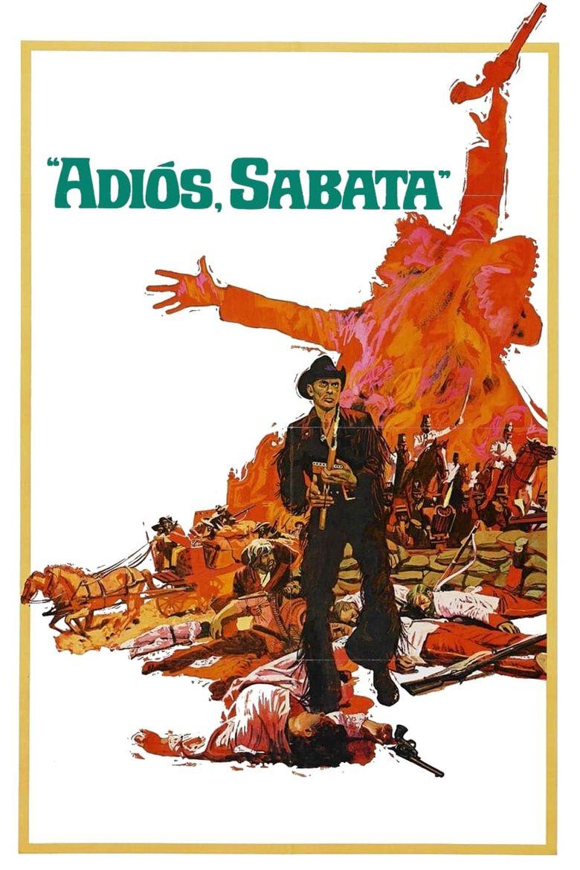 Adios Sabata Poster