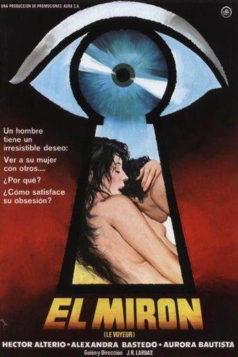 El mirón Poster