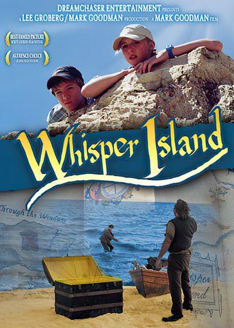Whisper Island Poster