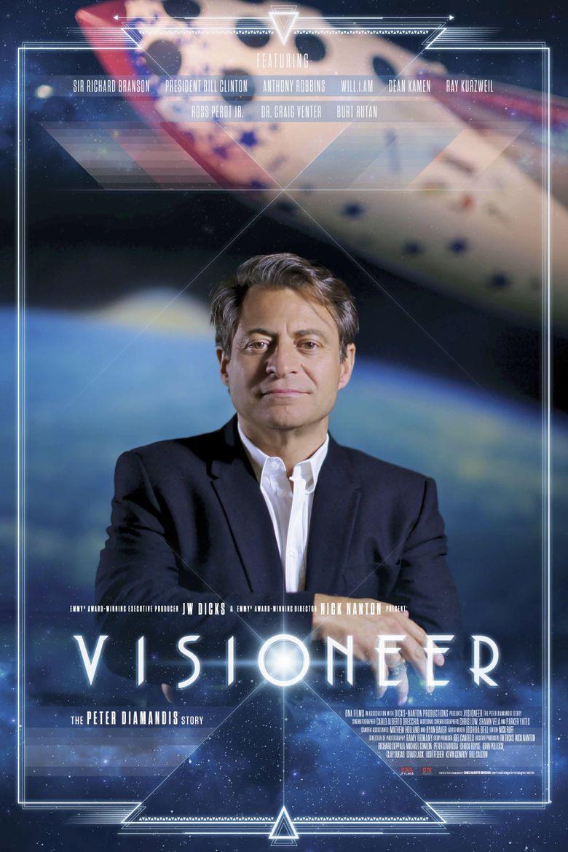 Visioneer: The Peter Diamandis Story Poster