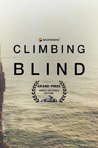 Climbing Blind Poster
