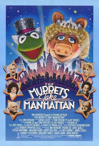 Watch The Muppets Take Manhattan