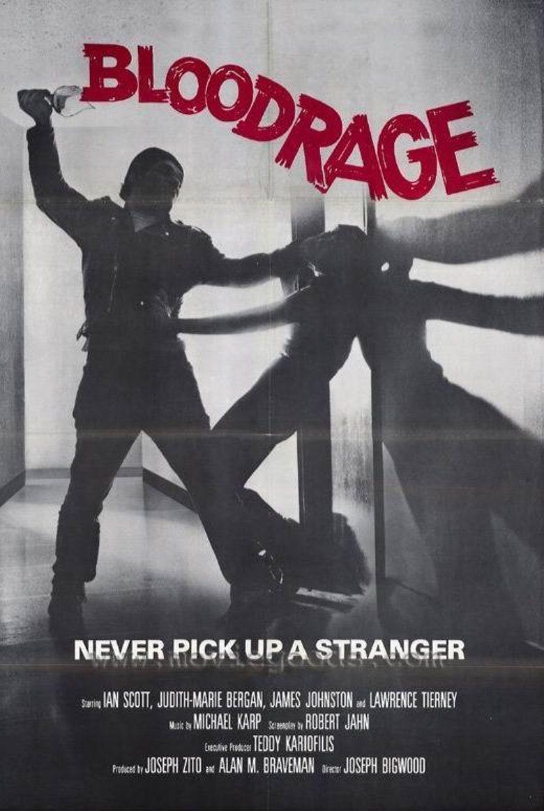 Blood Rage Poster