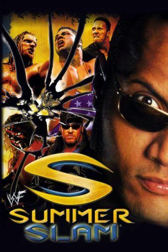 WWE SummerSlam 2000 Poster