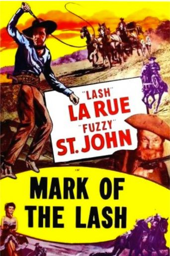 Mark of the Lash Poster