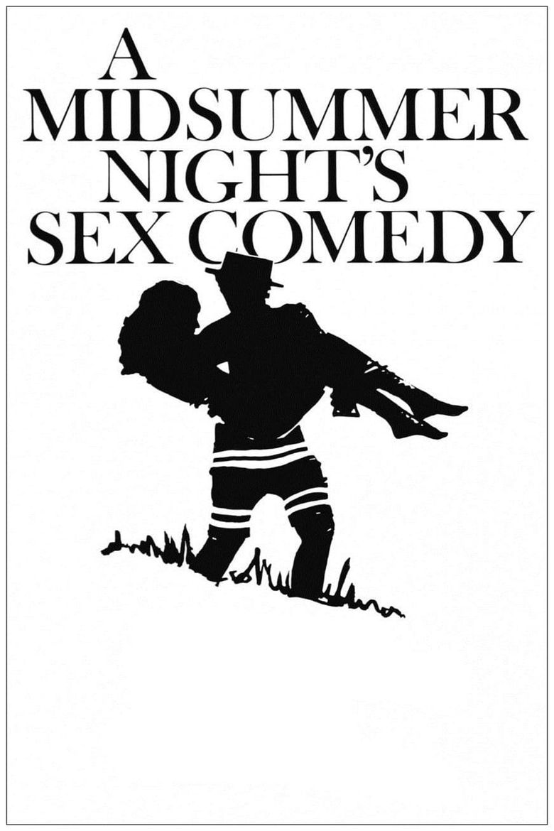 A Midsummer Night's Sex Comedy Poster