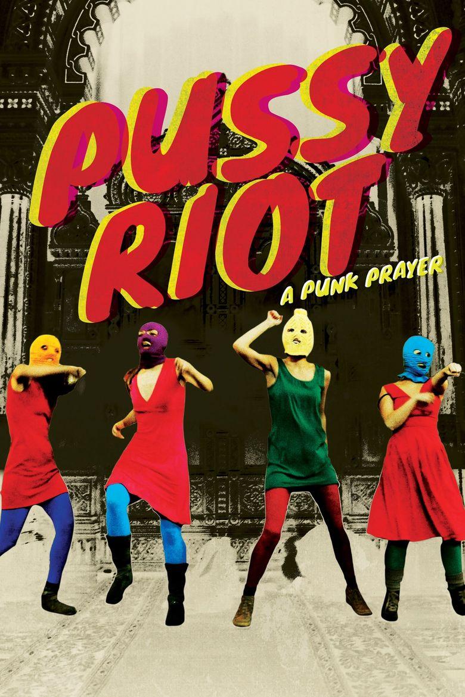Pussy Riot: A Punk Prayer Poster