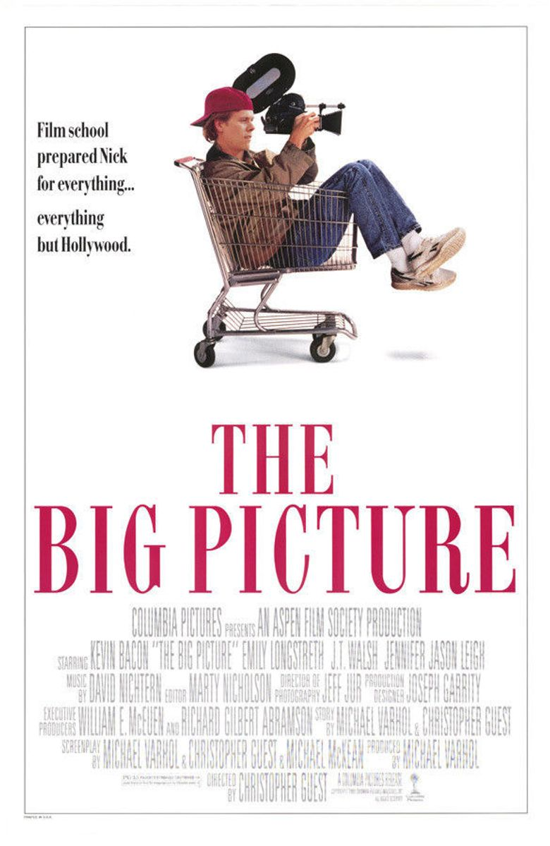 The Big Picture Poster