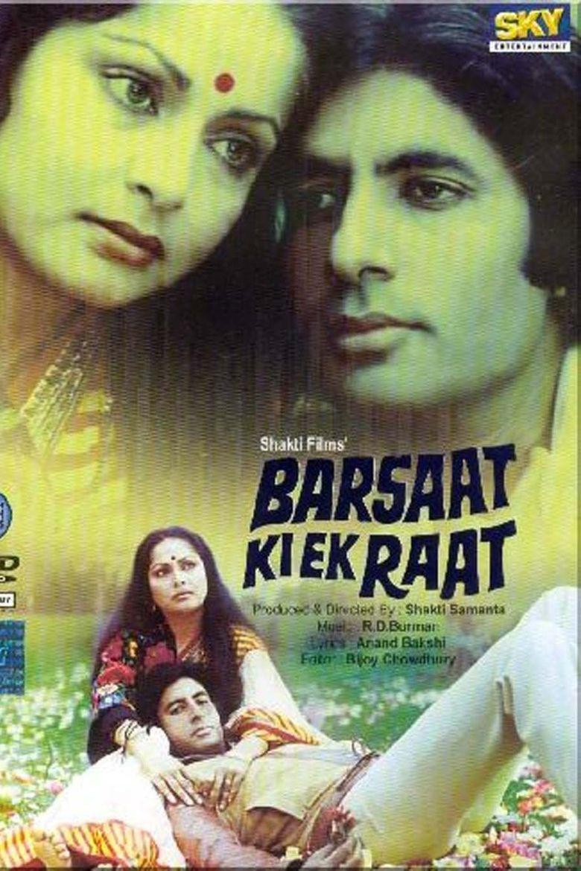 Barsaat Ki Ek Raat Poster