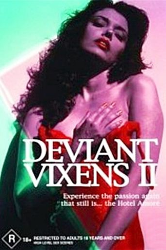 Deviant Vixens 2 Poster