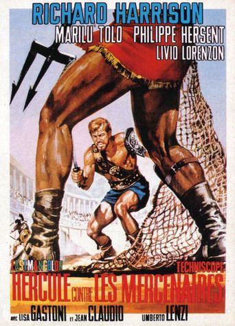 Messalina Against the Son of Hercules Poster