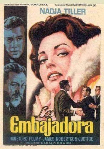 Die Botschafterin Poster