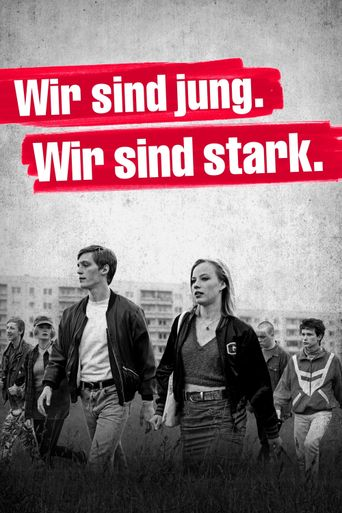 We Are Young. We Are Strong. Poster