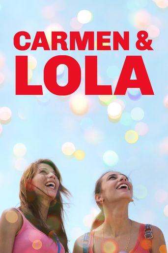Carmen and Lola Poster