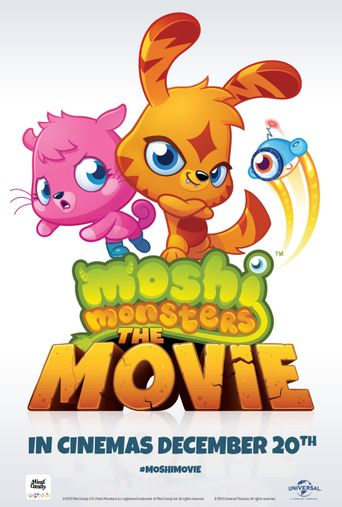 Moshi Monsters: The Movie Poster