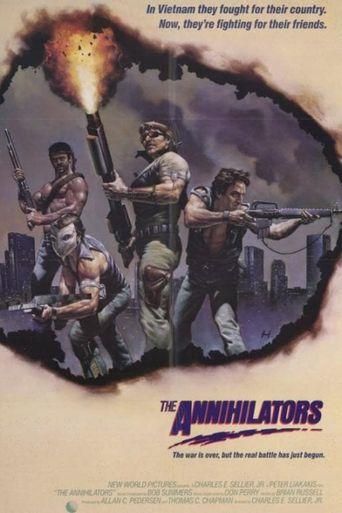 The Annihilators Poster