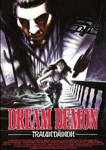 Dream Demon Poster
