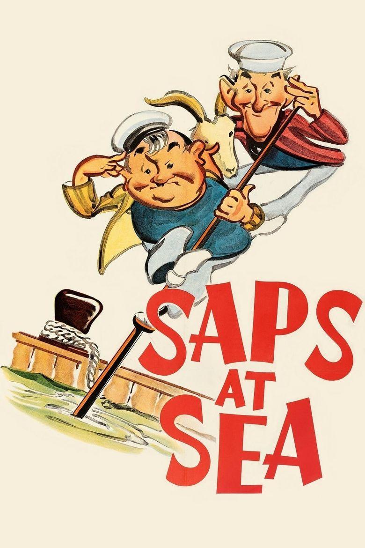 Saps at Sea Poster