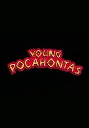 Young Pocahontas Poster