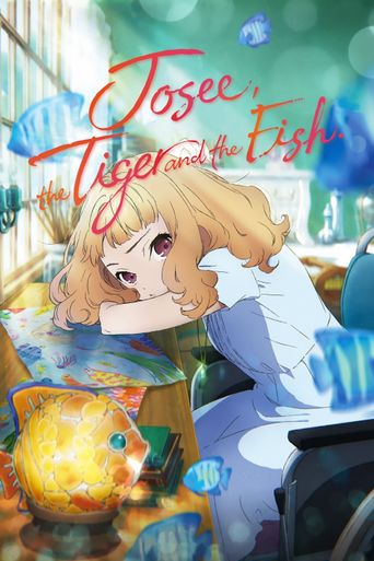 Josee, the Tiger and the Fish Poster
