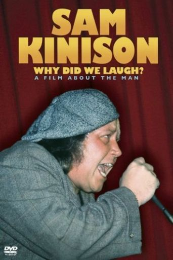 Sam Kinison: Why Did We Laugh? Poster